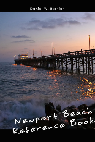 Newport Beach Reference Book screenshot #1
