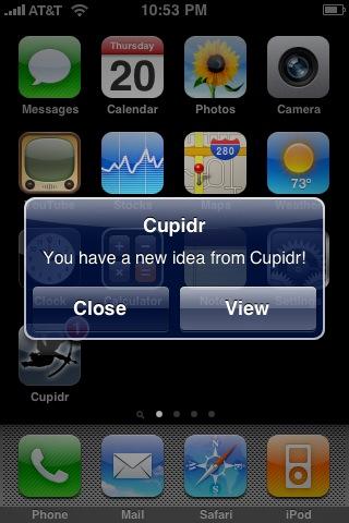 Cupidr screenshot #5
