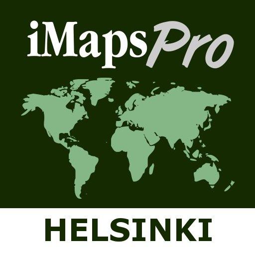 iMapsPro - Helsinki