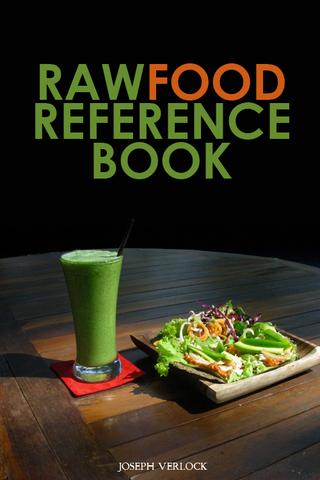 Rawfood Reference Book screenshot #1