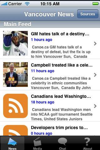 iNewsPro - Charleston SC screenshot #2