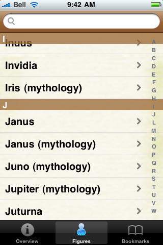 Roman Mythology screenshot #4