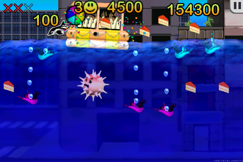 Dolphin Hero screenshot #4