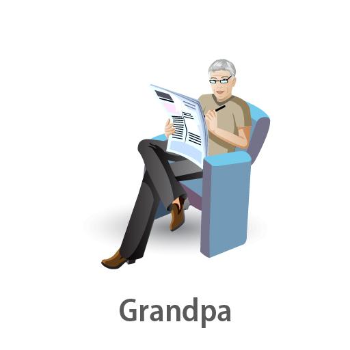 Dial My Grandpa