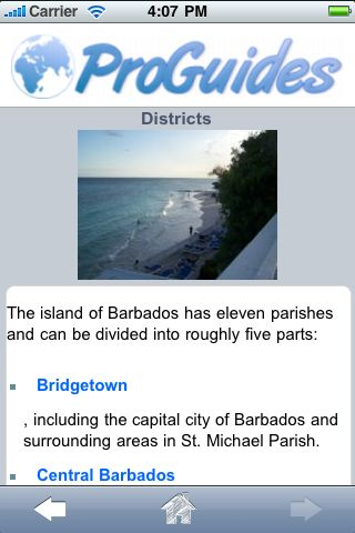 ProGuides - Barbados screenshot #3