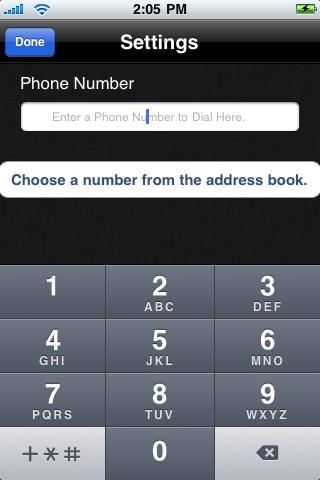 Dial My Daughter screenshot #3