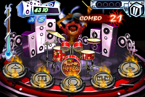 The Muppets Animal Drummer screenshot #2