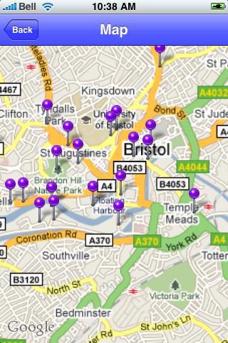 Bristol, United Kingdom Sights screenshot #1