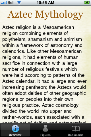 Aztec Mythology screenshot #5