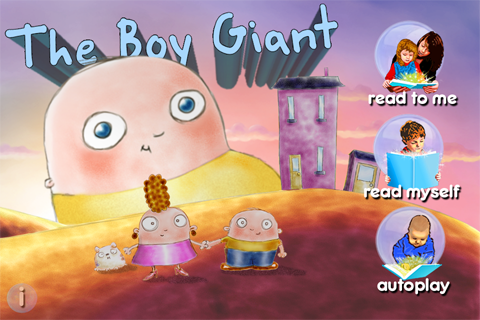 pocket story - The Boy Giant screenshot 1