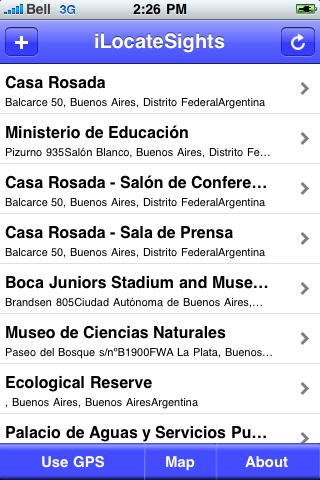 Buenos Aires Sights screenshot #2