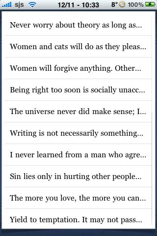 Robert A Heinlein Quotes screenshot #2