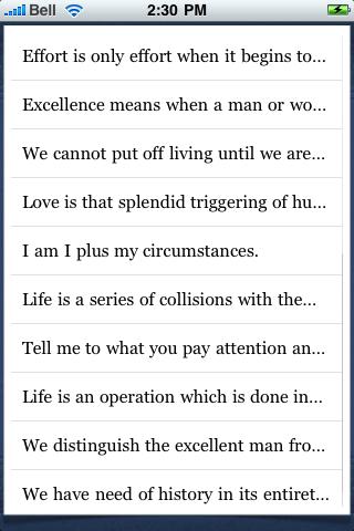 Jose Ortega y Gasset Quotes screenshot #2