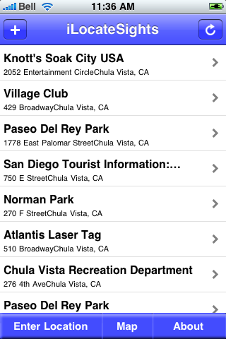 Chula Vista, California Sights screenshot #2