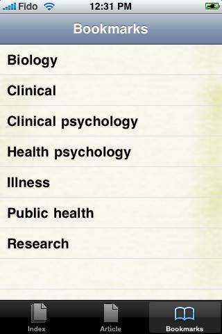Health Psychology Study Guide screenshot #3
