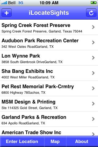 Garland, Texas Sights screenshot #2