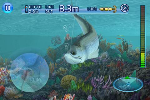 Fishing Kings FREE screenshot #2