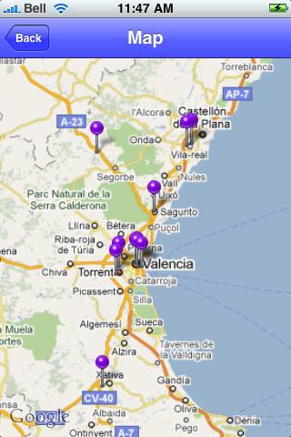 Valencia, Spain Sights screenshot #1