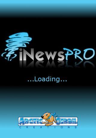 iNewsPro - Sarasota FL screenshot #1