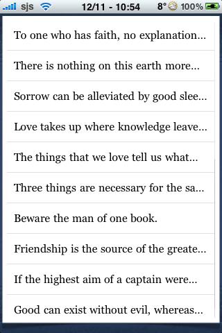 Thomas Aquinas Quotes screenshot #2