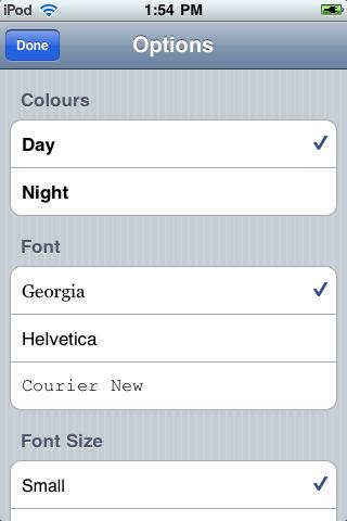 Copywriters Blueprint screenshot #1