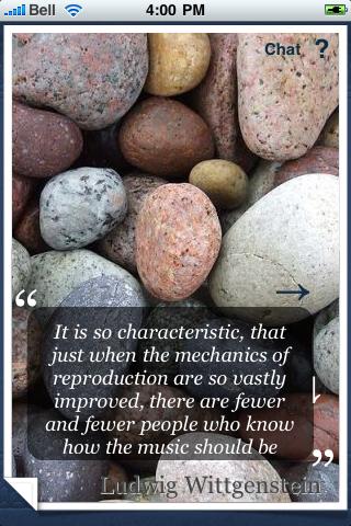 Ludwig Wittgenstein Quotes screenshot #2
