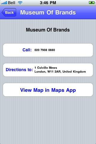 London Sights screenshot #2
