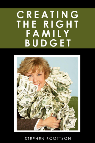 Creating The Right Family Budget screenshot #1