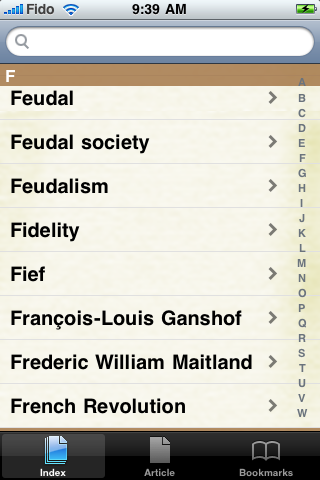 Feudalism Study Guide screenshot #2