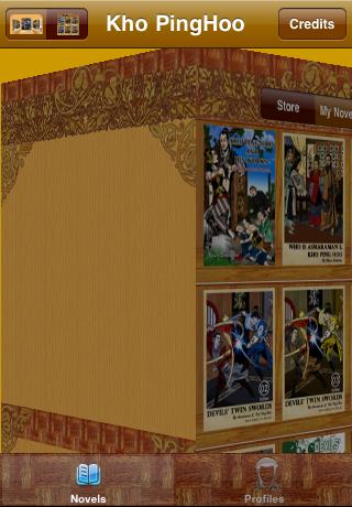 Kho Ping Hoo : Invincible Warrior screenshot #1