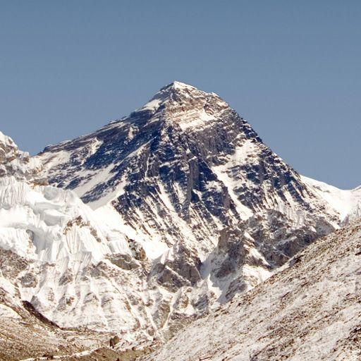 SlidePuzzle - Mount Everest