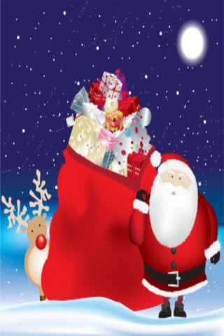 Slide Puzzle - Santa Claus screenshot #1