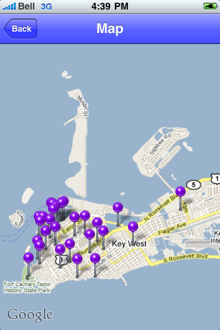 Key West Sights screenshot #1