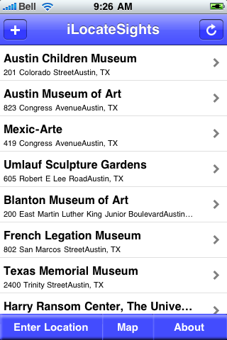 Austin, Texas Sights screenshot #3