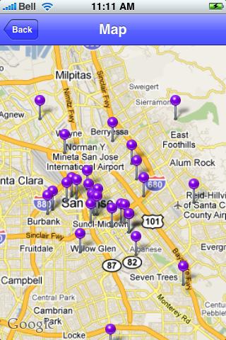 San Jose, California Sights screenshot #1