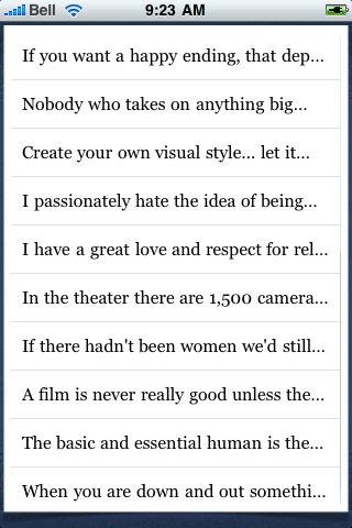 Orson Welles Quotes screenshot #3