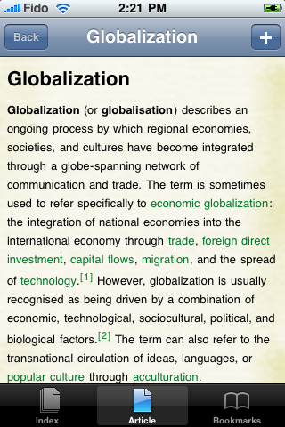 Globalization Study Guide image #1