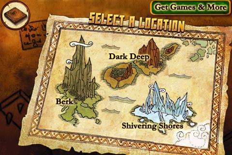 How to Train Your Dragon:  Flight of the Night Fury screenshot 4