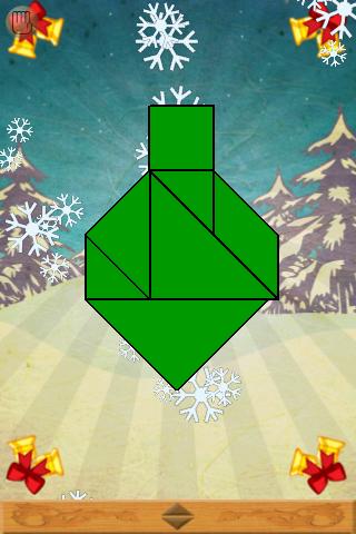 Tangram Puzzle Pro: Holiday Edition screenshot 5