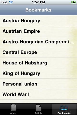 Austro-Hungarian Empire Study Guide screenshot #3