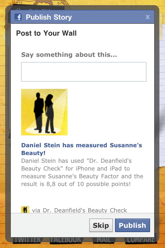 Beauty Check screenshot #5