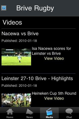Rugby Fans - Brive screenshot #3