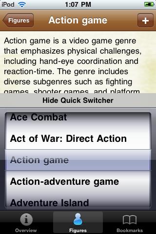 Video Game Franchises Pocket Book screenshot #3