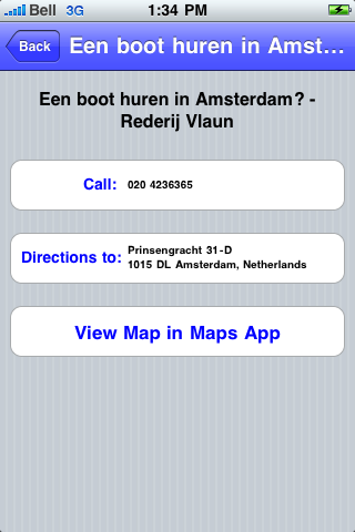 Amsterdam Sights screenshot #3