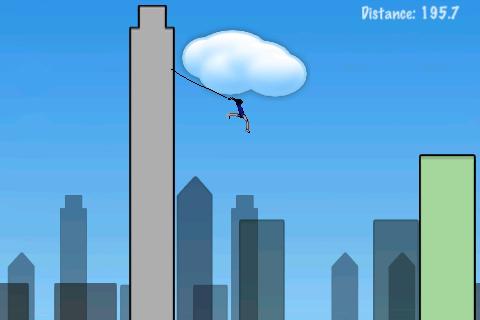 Rope'n'Fly screenshot #3