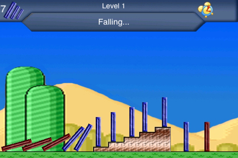 DominoFall screenshot #2