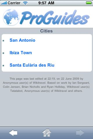 ProGuides - Ibiza screenshot #3