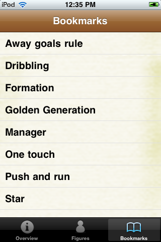 Soccer Terms screenshot #5