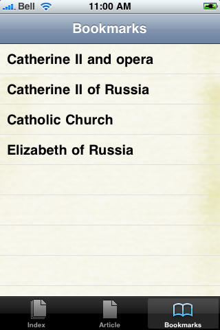 Catherine the Great Study Guide screenshot #2