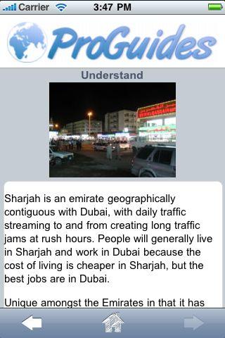 ProGuides - Sharjah screenshot #3
